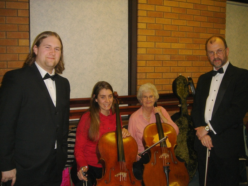 Cello Section